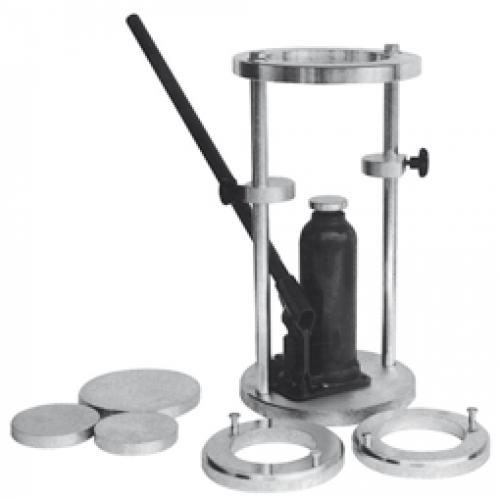 hydraulic marshall sample extruder 50 kn sample extruder