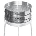 Support Stand for Wet Sieving
