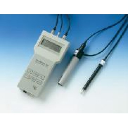 Lf Water Meter : Ion meter for ph co lf und temperature