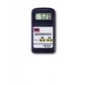 Digital thermometer for two sensors