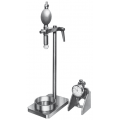 Dropping ball apparatus For measuring the consistence of fresh mortar,