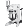 Mortar mixer 5L manual with sand dispenser